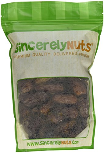 Sincerely Nuts Whole Pitted Dates - Packed with Fiber & Minerals - Irresistibly Scrumptious - Guaranteed Freshness - Kosher Certified