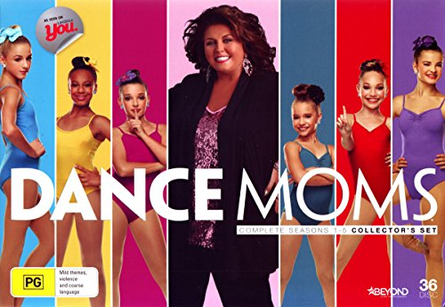 Dance Moms: Seasons 1-5 [Non-US Format / PAL] by Force Video