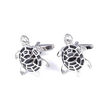 Gdcat Cute Little Turtle Form Französisch Manschettenknöpfe Kleidung