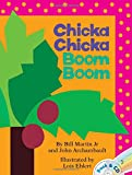 Chicka Chicka Boom Boom (Book & CD)