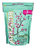 AriZona Instant Green w/Ginseng and Honey Iced Tea Mix 3 Gallon (31 oz) Bag, Made with Real Sugar, Just Add Water for a Delicious Iced Tea Beverage