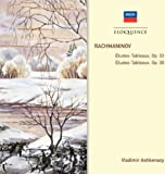 Rachmaninov: Etudes Tableaux Op 33 & 39
