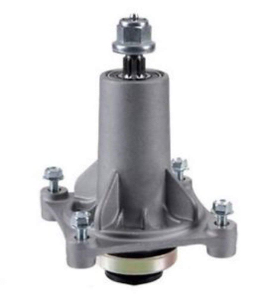 "Husqvarna 48"" 4 Bolt Mower Deck Spindle Assembly Replaces 532187281 Fits Models YTH2448T YTH22K48 YTH2348 YTH23K48 YTH23"