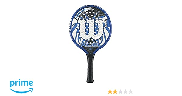 Amazon.com : Wilson 13 XCEL Platform Tennis Paddle : Platform Tennis Rackets : Sports & Outdoors