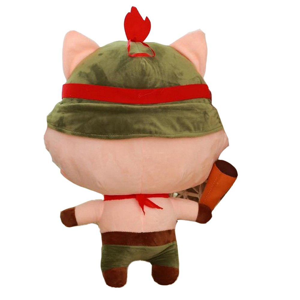 LEAGUE OF LEGENDS LOL - PELUCHE TEEMO THE SWIFT 27cm / TEEMO THE SWIFT PLUSH 11