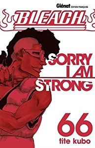 "Afficher ""Bleach n° 66<br /> Sorry i am strong"""