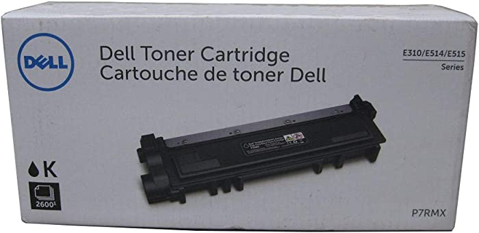 Dell 593BBKD (P7RMX) Compatible Black High-Yield Toner Cartridge (2438820)