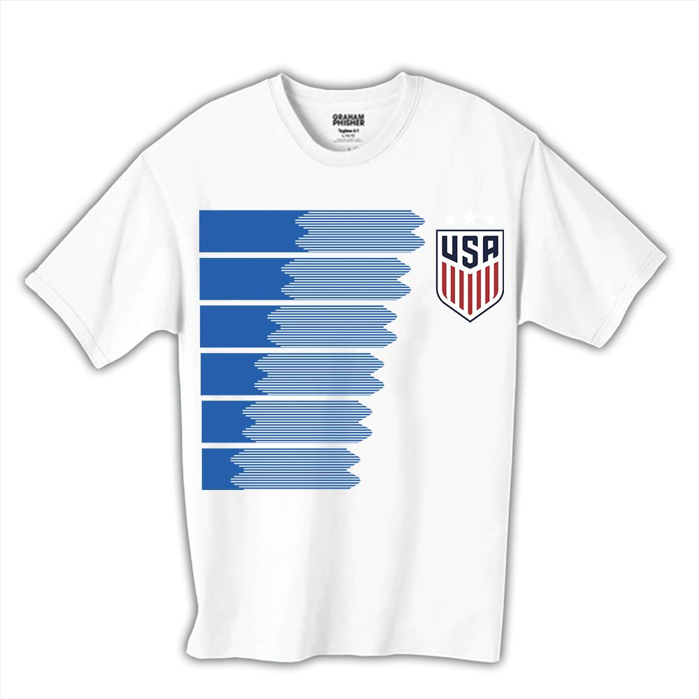 Usa Soccer Champions Shirt Us World Cup Tshirt