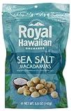 ROYAL HAWAIIAN ORCHARDS NUT MACADAMIA SSALT