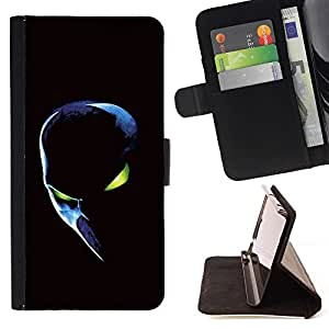 - Superhero Villain/ Personalized Design Custom Style PU Leather Case Wallet Flip Stand - Cao - For LG Volt 2 / LG G4 Mini (G4c)