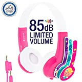 Best JLab Pc Headphones - Explore Volume Limiting Kids Headphones | Durable, Comfortable Review