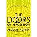Doors Of Perception; Heaven And Hell (Turtleback School & Library Binding Edition)
