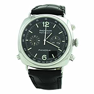 Panerai Radiomir Rattrapante swiss-automatic mens Watch PAM00214 (Certified Pre-owned)