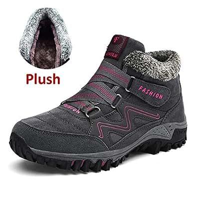 Amazon.com: Fumak New Women Snow Boots Winter Ankle