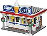 Department 56 Original Snow Village Dairy Queen Light House, 5.63""