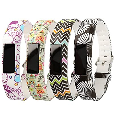 iMarku Fitbit Alta Band Fitness Colorful Replacement Wristband Accessories for Fitbit Alta(No Tracker, Replacement Bands Only)