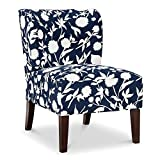 Cheap Scooped Back Chair – Threshold NAVY FLORAL 15102600