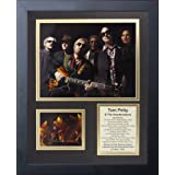 """Legends Never Die""""Tom Petty and The Heartbreakers"""" Framed Photo Collage, 11 x 14-Inch"""