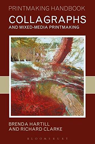 B.O.O.K Collagraphs and Mixed-Media Printmaking (Printmaking Handbooks)<br />TXT