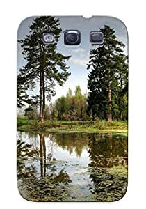 126ea6d4162 Crazylove Landscapes Nature Trees Reflections Durable Galaxy S3 Tpu Flexible Soft Case With Design