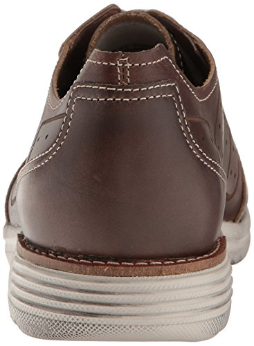Dansko Mens Wesley Fashion Sneaker Teak Vintage Pull Up