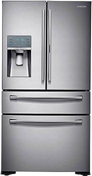 Samsung 22 cu. ft. Counter Depth 4-Door French Door Refrigerator