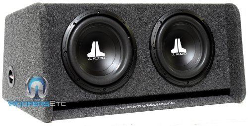Audio Enclosure (JL Audio CP210-W0v3 Dual 10