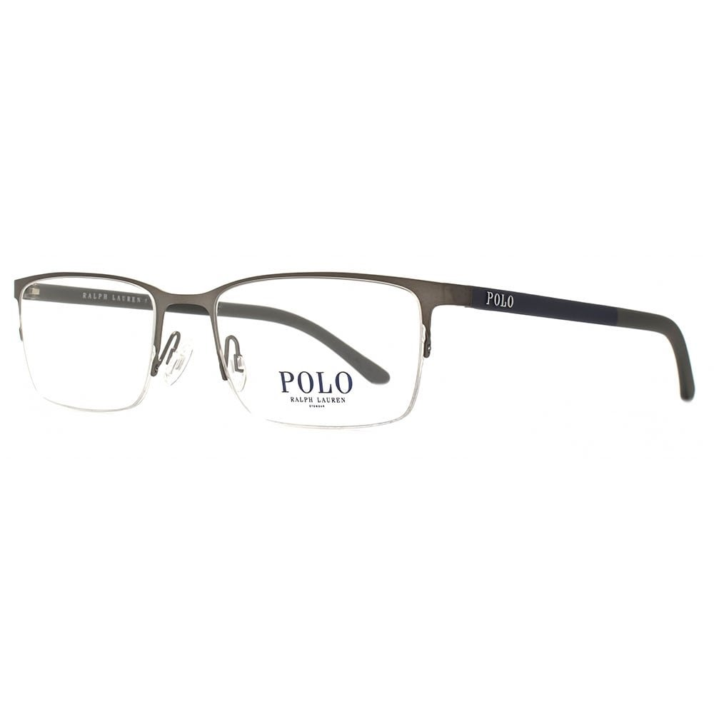 Polo Ralph Lauren ph1150 Gläser in Matte gunmetal PH1150 9278 53 ...