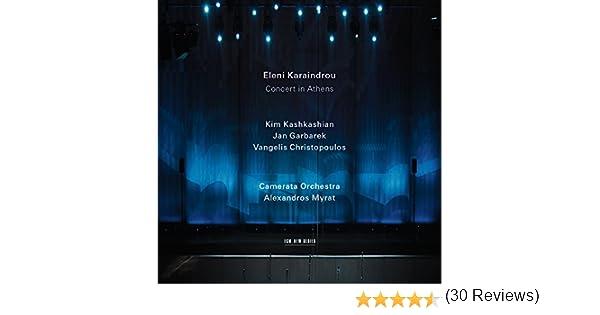 Concert In Athens With J. Garbarek, K. Kashkashian: Eleni Karaindrou: Amazon.es: Música