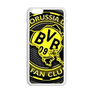 BVB Borussia Dortmund Football Club Cell Phone Case for iPhone plus 6