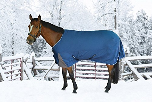 TuffRider Optimum 1680D Triple Weave Heavy Weight Turnout Blanket with Standard Neck