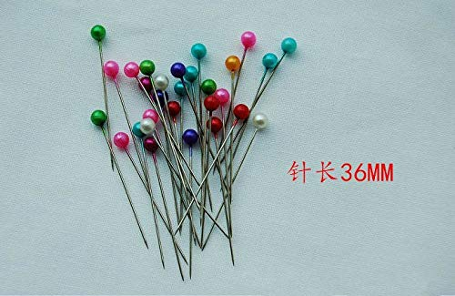 Pincushions - 20 Box 100pcs/box 36mm Colorful Paper Quilling Tool Needle Paper Folding Needle