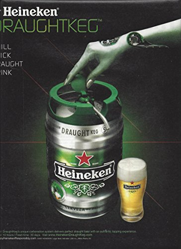 print-ad-for-2007-heineken-beer-draughtkeg-chill-click-draught-drink