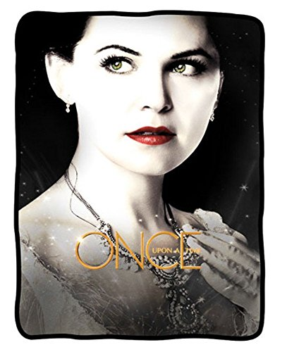 Once Upon a Time Snow White Fleece Blanket (Once Upon A Time Snow And Charming)