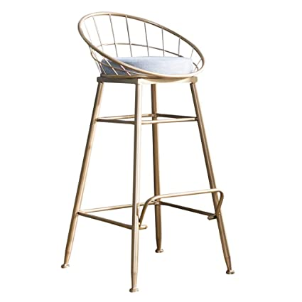 Groovy Amazon Com Gsej Barstools Modern Bar Stool Metal Simple Pabps2019 Chair Design Images Pabps2019Com