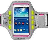 LED Sport Armband + KEY Holder