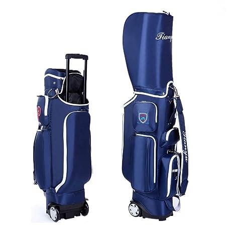 Polea Bolsa de Golf con Ruedas ,Bolsa de Club de Golf ...