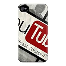 Iphone 6 Covers Cases - Eco-friendly Packaging(youtube Broadcast Yourself)