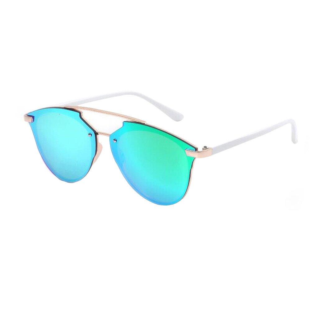 Molyveva Polarized Sport Unisex Sunglasses HD Lens Metal Frame Driving Shades