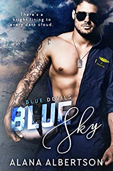 Blue Sky (Blue Devils Book 1) by [Albertson, Alana]