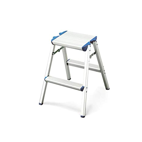 Surprising Amazon Com Bfqy Folding Step Stool Aluminum Ladder Inzonedesignstudio Interior Chair Design Inzonedesignstudiocom