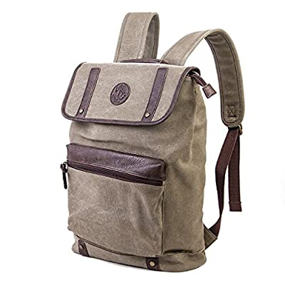 Elephant Brand Weekend Warrior Backpack- The Perfect Travel, Hiking, Back to School, Commuter Duffel Bag Totes