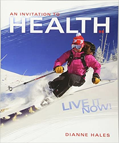 An invitation to health live it now brief edition mindtap course an invitation to health live it now brief edition mindtap course list 9781305113565 medicine health science books amazon stopboris Gallery
