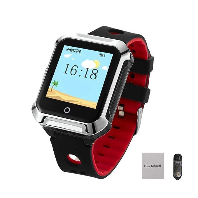 Amazon.com: ALLGREEN IP67 Waterproof Sports Smart Watch, GPS ...