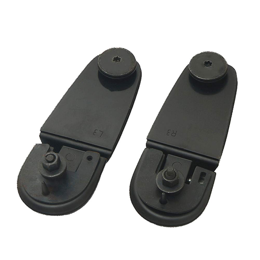 NMN Precision Rear Window Liftgate Glass Hinge Left /& Right Pair for 2002-2005 Ford Explorer Mercury Mountaineer # 2L2Z-78420A68-AA 3L2Z-78420A68-AC 3L2Z-78420A69-AC 924-160