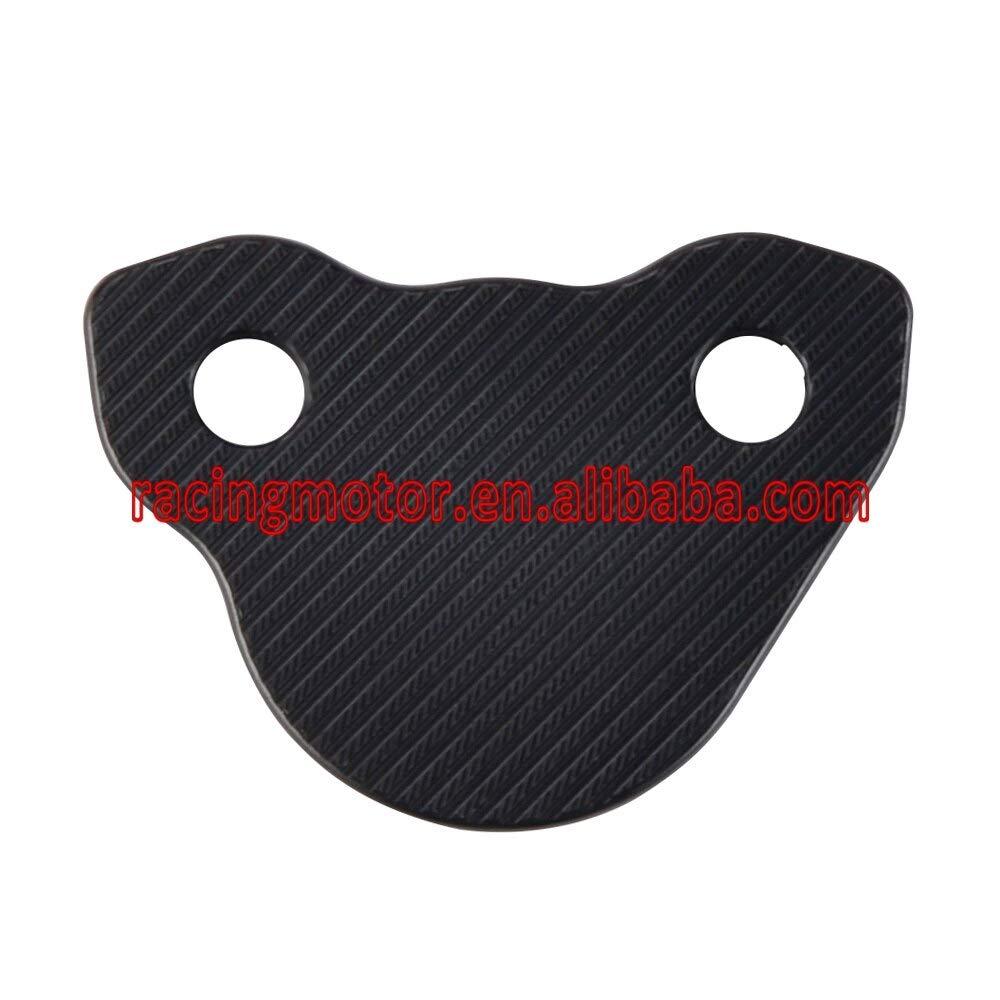 Rear Brake Master Cylinder Reservoir Cover Cap For Honda Cr125R Cr150R Cr250R Crf250R Crf250X Crf450R Crf450X Crf 250R 450R 450X Black