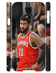 Attractive Collection Mobile Phone Case Charming Person Basketball Athlete Design Anti Scratch Case Cover for Samsung Galaxy S5 I9600 (XBQ-0094T)