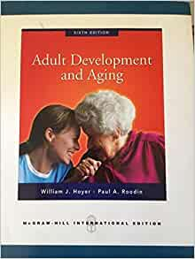 ADULT DEVELOPMENT AND AGEING *Special Online Offer