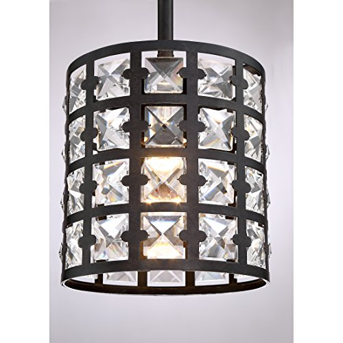 Quoizel One Light Mini Pendant LXY1506IB, Small, Imperial Bronze by Quoizel (Image #3)