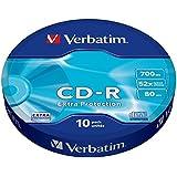 Verbatim CD-R 700MB 52x 10-pack